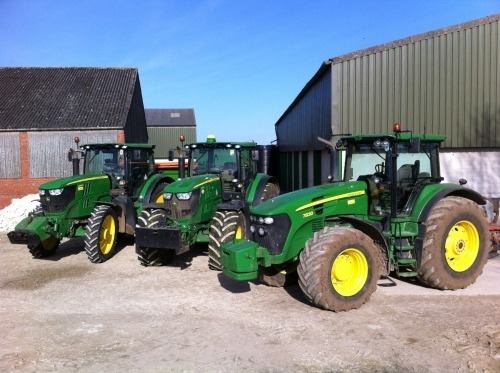 ONLINE AUTUMN COLLECTIVE MACHINERY SALE - Entries Invited