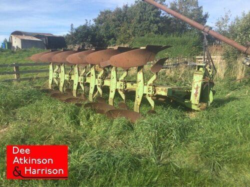Dowdeswell 5+1 On Land Plough