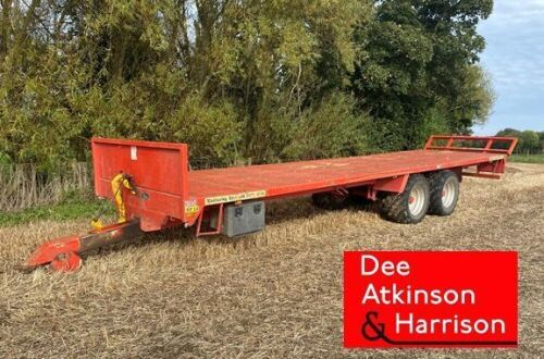 2017 Easterby 32ft Trailer