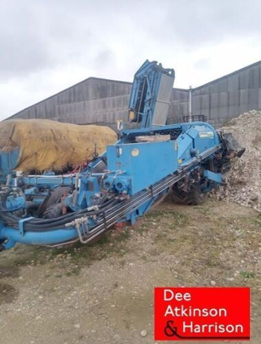 2008 Potato Harvester